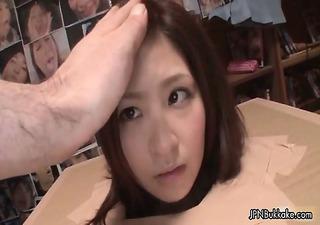 hawt asian sweetheart receives horny