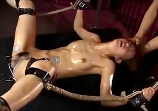 japanese girl fucked to orgasms by