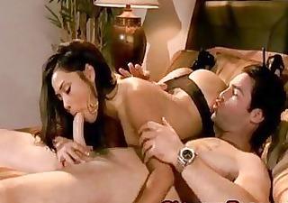 breasty thai acquires a cumshot